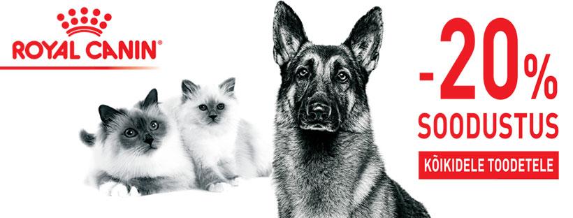 Royal Canin allahindlus_FB